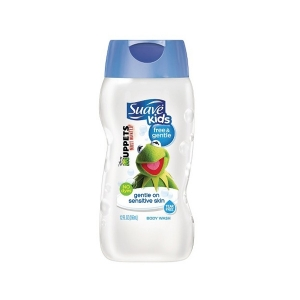 Sữa tắm Suave Kids Free & Gentle 355ml