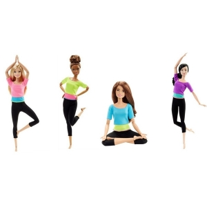 Búp bê Barbie yoga DHL81