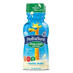 Sữa tươi Pediasure Grow&Gain with Fiber chất xơ 237ml