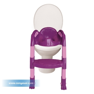 Bệ tập ngồi toilet Kiddyloo Thermobaby Pháp REF172551