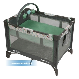Giường nôi Graco PNP On The Go Lambert 1927398